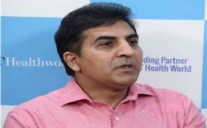 A CENTRALISED NETWORK IS CRUCIAL TO EMERGENCY AMBULANCE SERVICES: MANISH SACHETI