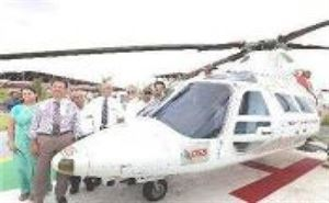 AIR AMBULANCE IN INDIA - THE NEXT BIG LEAP IN EMS