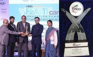 ZIQITZA HEALTHCARE LTD. BAGS TWO PRESTIGIOUS HEALTHCARE AWARDS AT THE FICCI ROAD SAFETY AWARDS AND ELETS ANNUAL HEALTHCARE EXCELLENCE AWARDS 2019