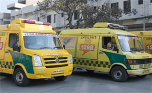 HOW A MEDICAL EMERGENCY LED TO THE LAUNCH OF INDIA�S SECOND LARGEST AMBULANCE RESPONSE SERVICE