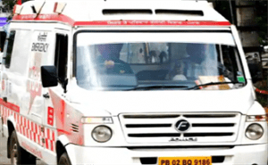 PROVIDING EMERGENCY SERVICES IN MP WITH 600 AMBULANCES IS A CHALLENGE